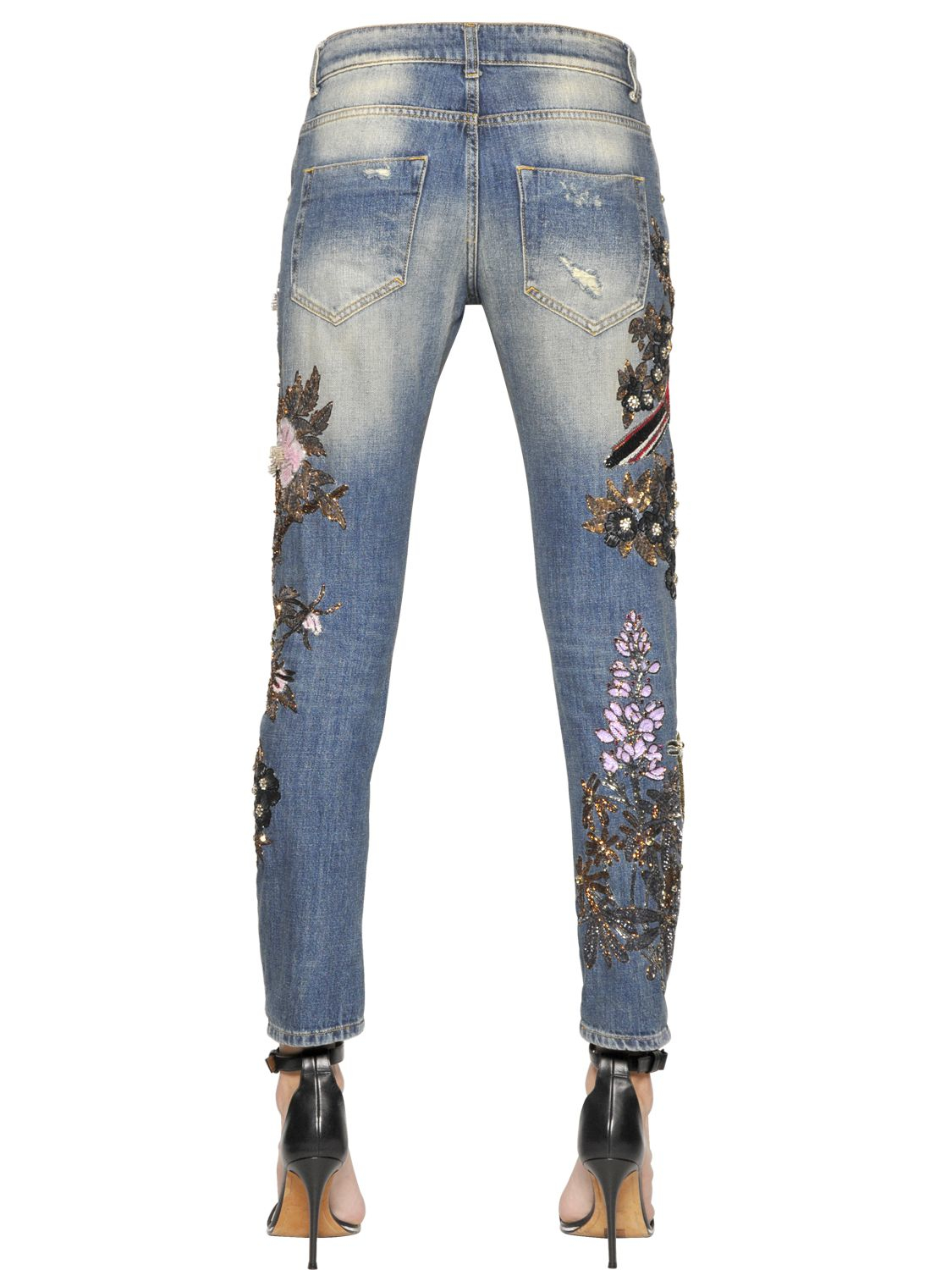 DENIM - Denim capris Amen no8l3Pehb9