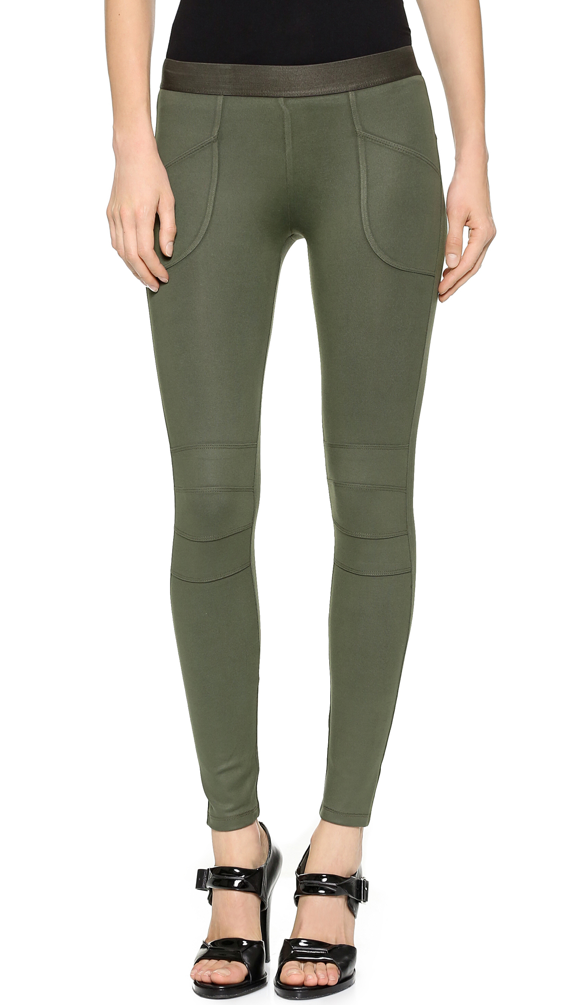 moto leggings olive. gallery moto leggings olive v