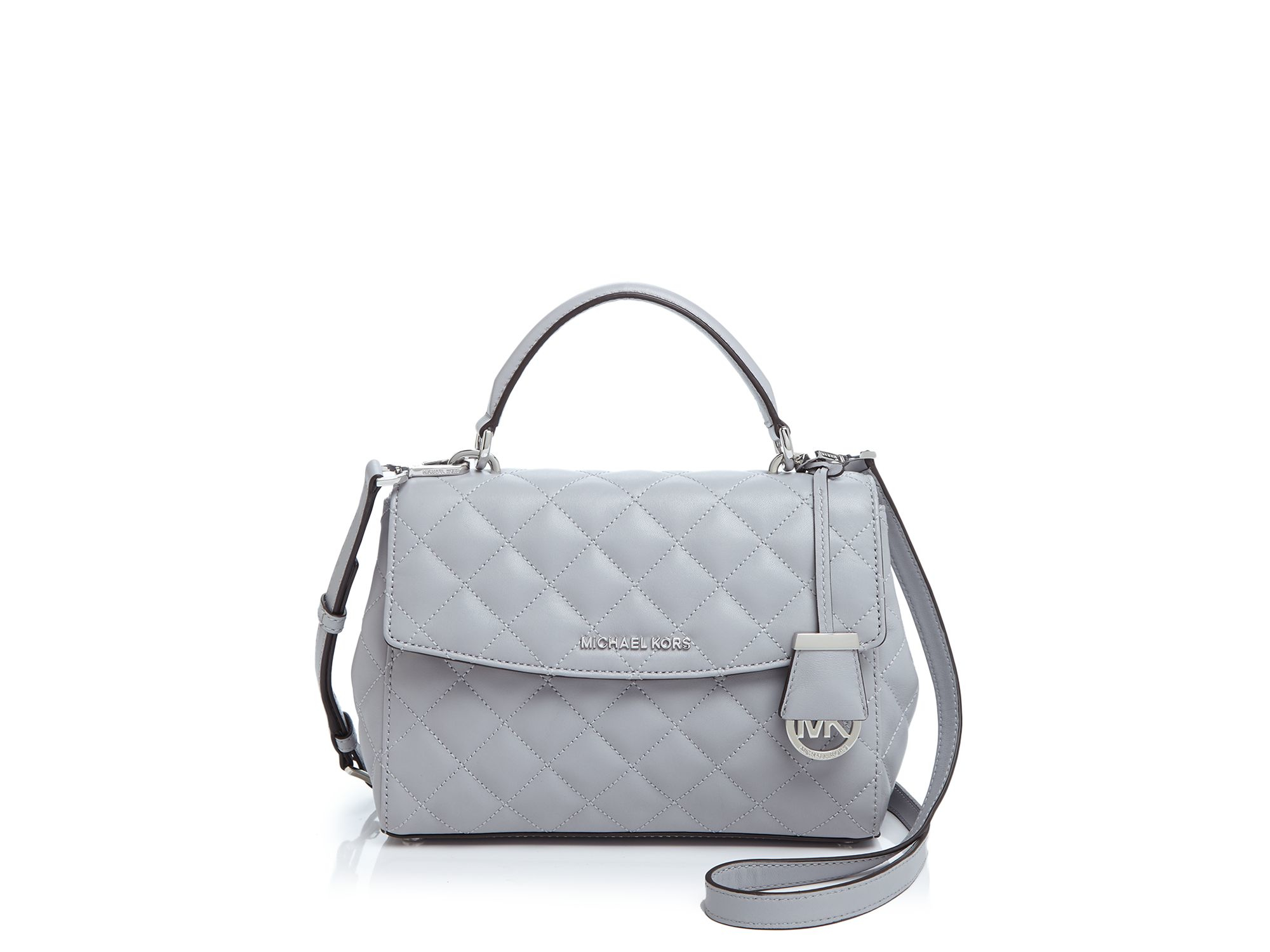 4663e04e550c Gallery. Previously sold at  Bloomingdale s · Women s Michael Kors Quilted  Bag ...