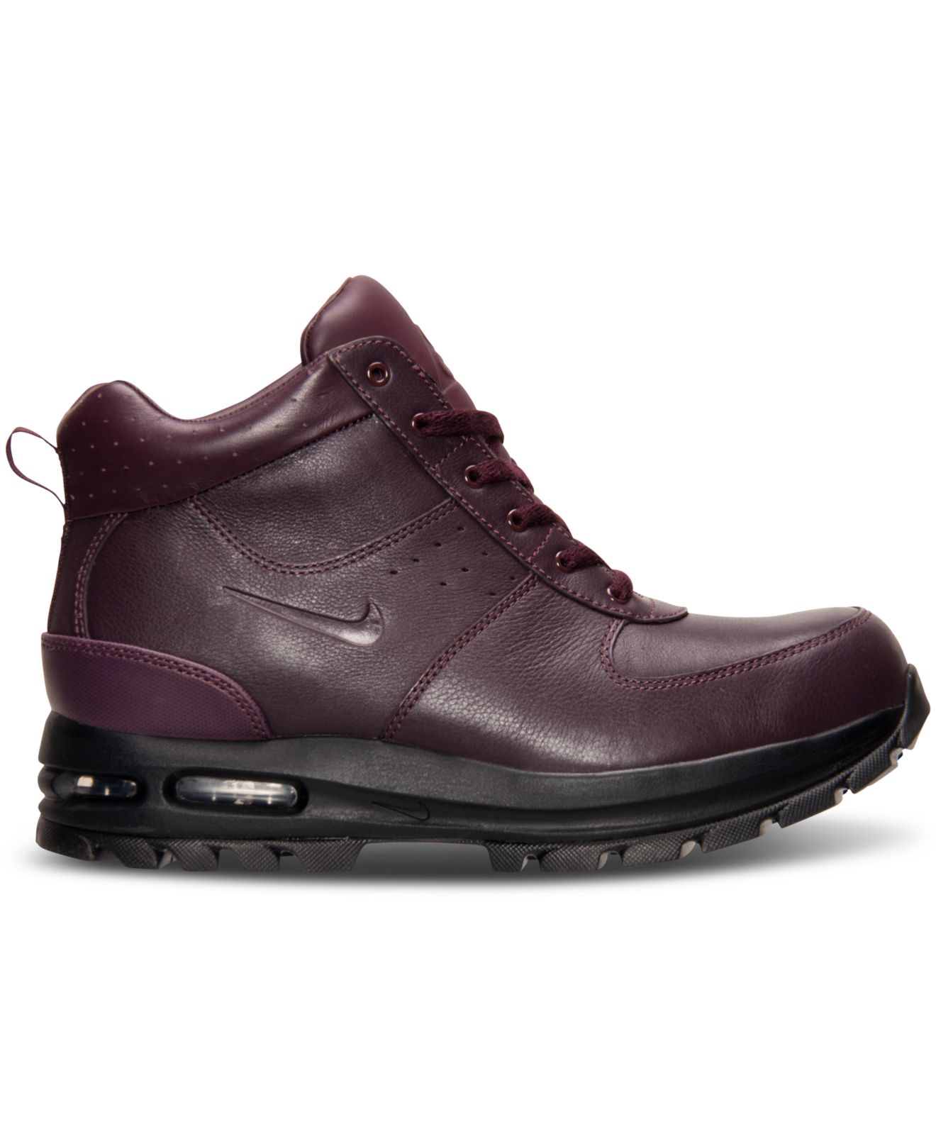 f37230fa014 ... coupon for lyst nike mens air max goaterra boots from finish line in  purple ab6c9 2e358