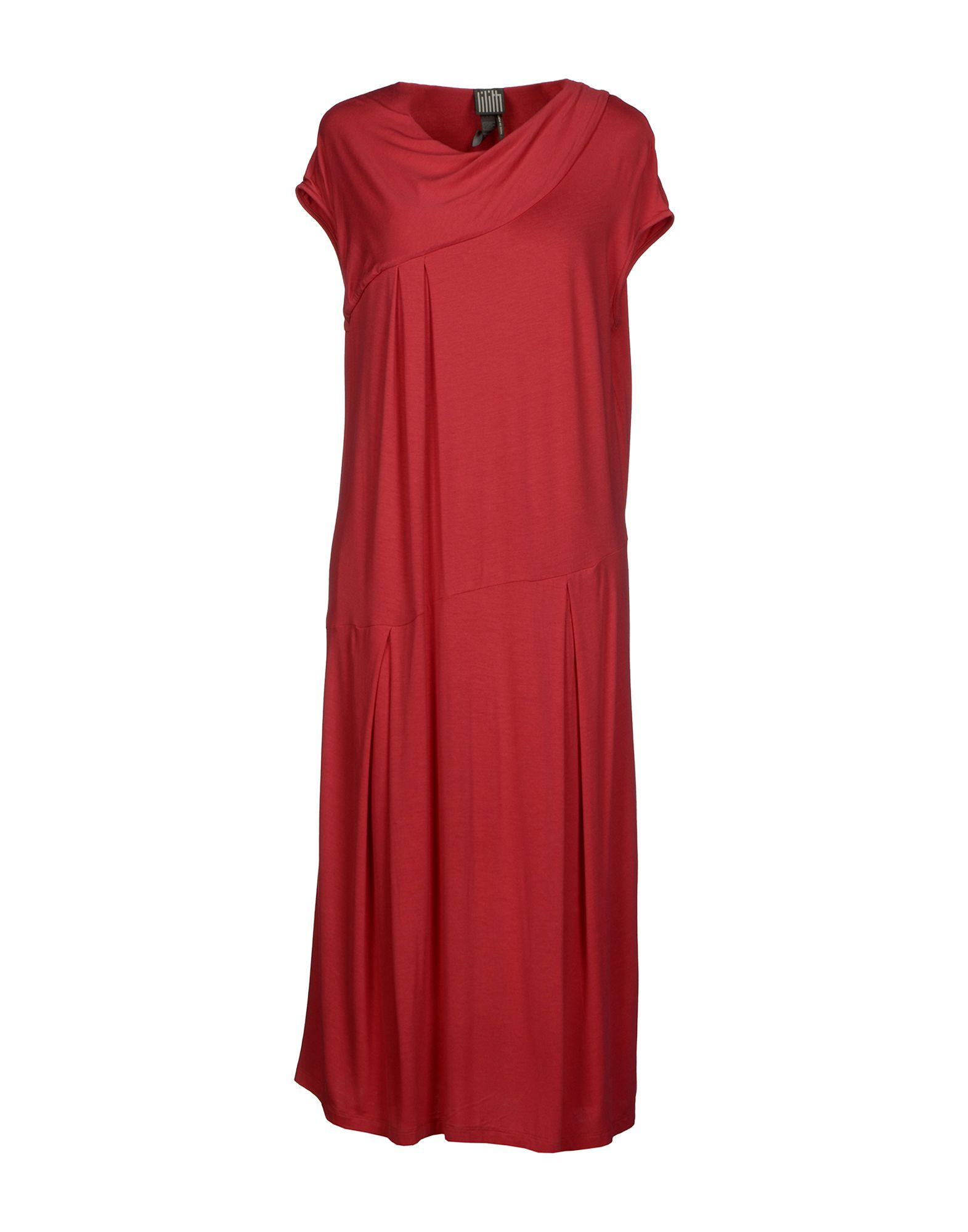 Lilith 3 4 Length Dress In Pink Coral Save 61 Lyst