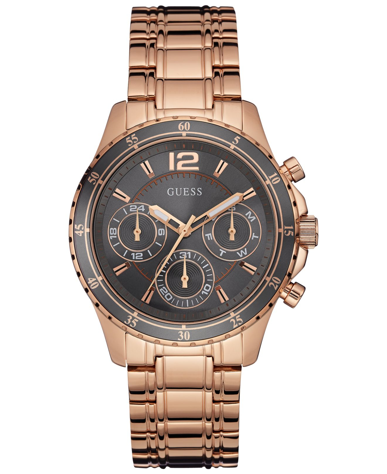 Buy Anne Klein Women's 10/RGLP Rose Gold-Tone Watch with Leather Band and other Wrist Watches at shopteddybears9.ml Our wide selection is eligible for free shipping and free returns.