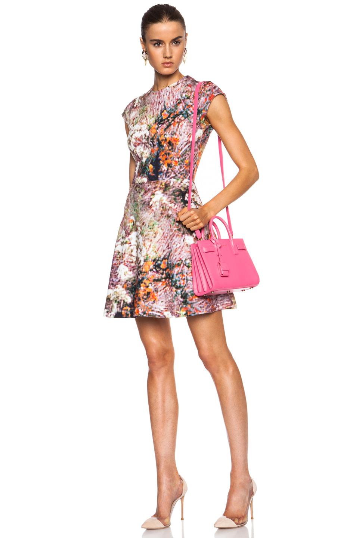 Saint Laurent Nano Sac De Jour Carryall Bag In Pink Lyst