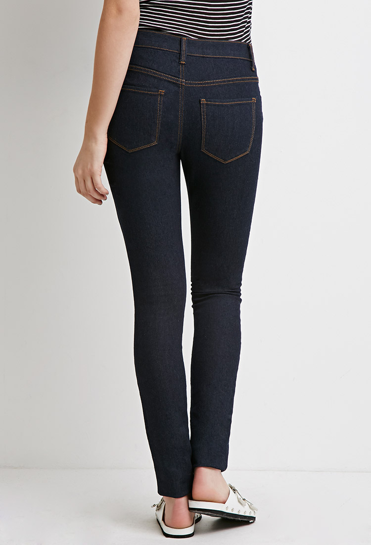 Dark Skinny Jeans Photo Album - Watch Out, There's a Clothes About