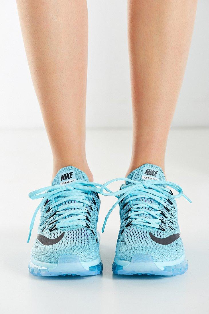 online store ed412 0c928 Lyst - Nike Womens Air Max 2016 Running Sneaker in Blue