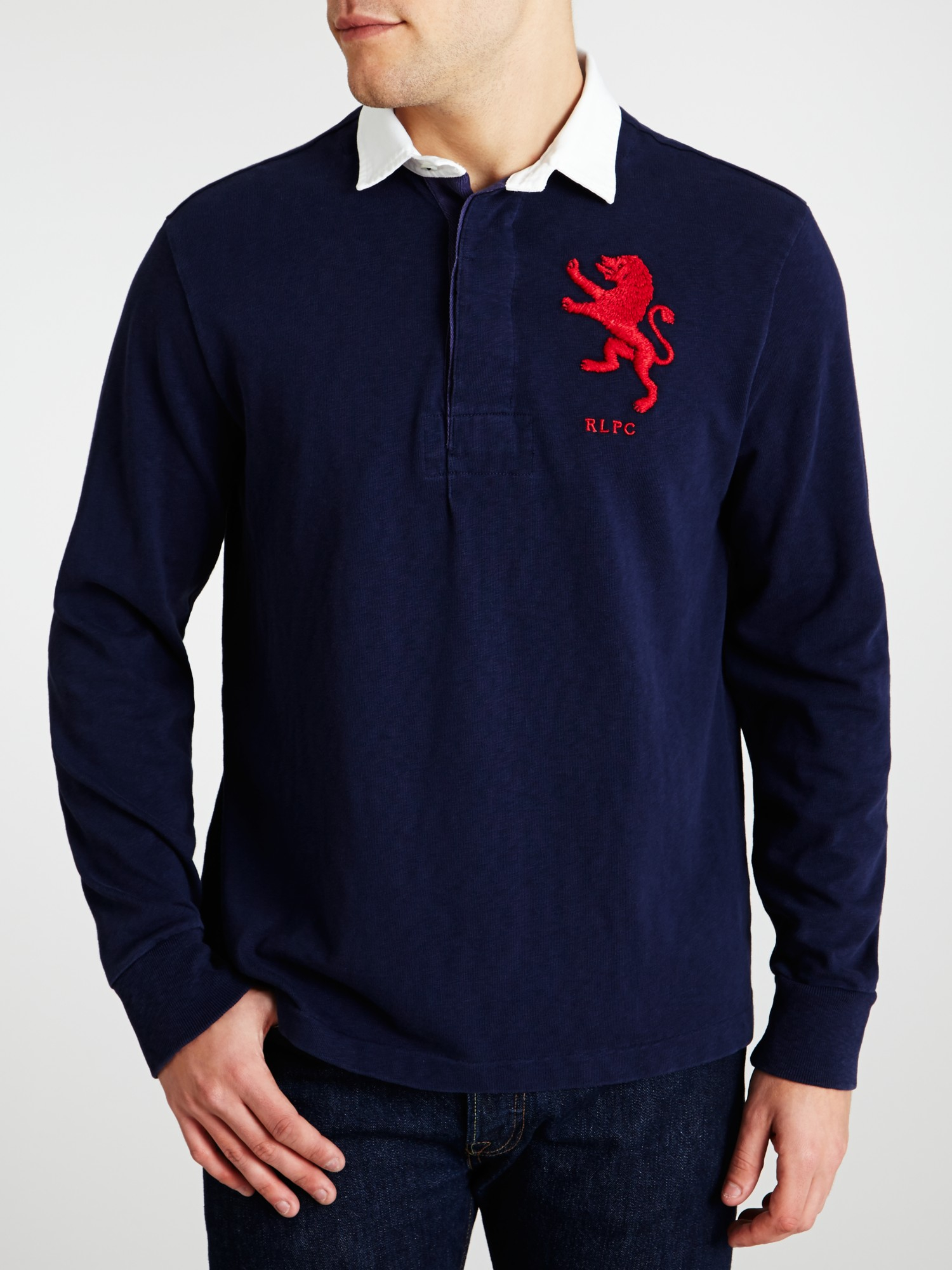 Polo T Shirts With Lion Logo
