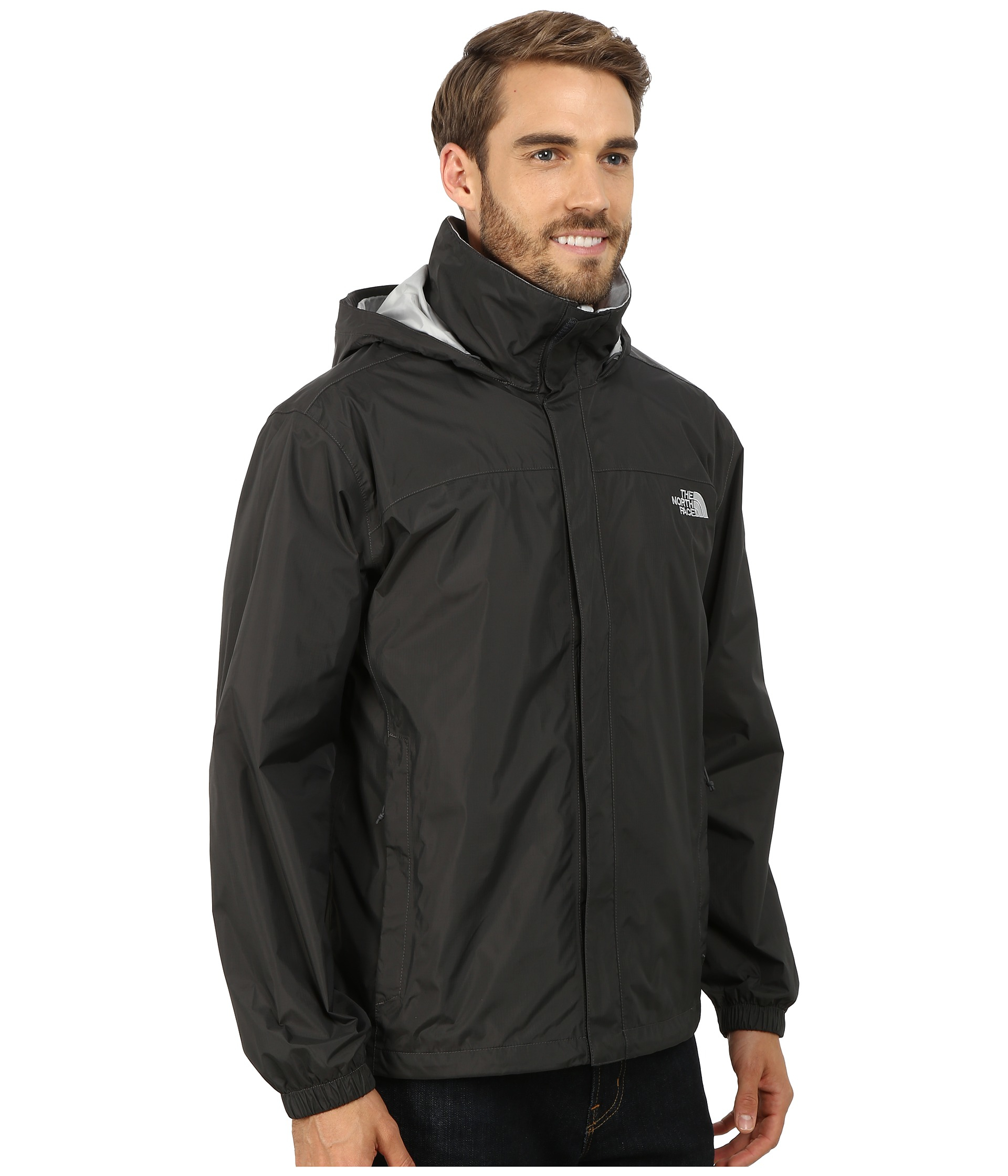 Lyst - The North Face Resolve Jacket in Black for Men d93bb1408