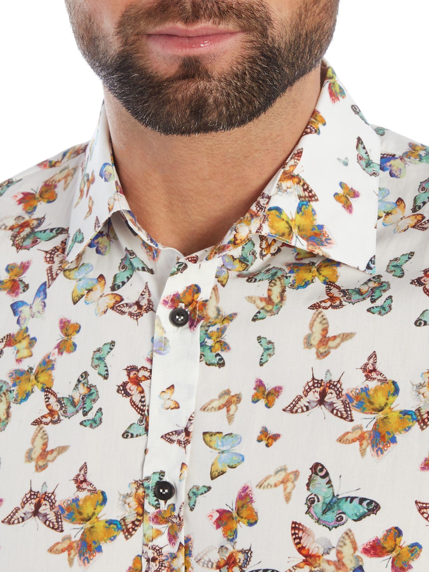 Yves Saint Laurent Shirt Mens