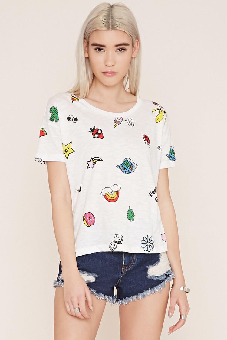 7ffd652c2 T Shirts Forever 21 | Kuenzi Turf & Nursery