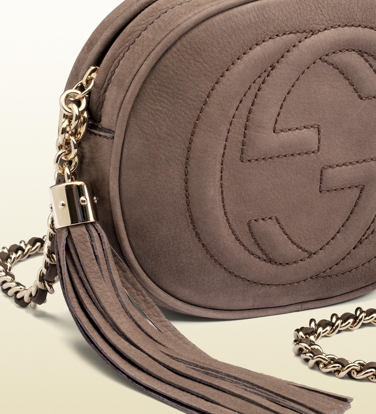 a4fd13d3d04 Gallery. Women s Gucci Soho Bag Women s Black Patent Leather ...