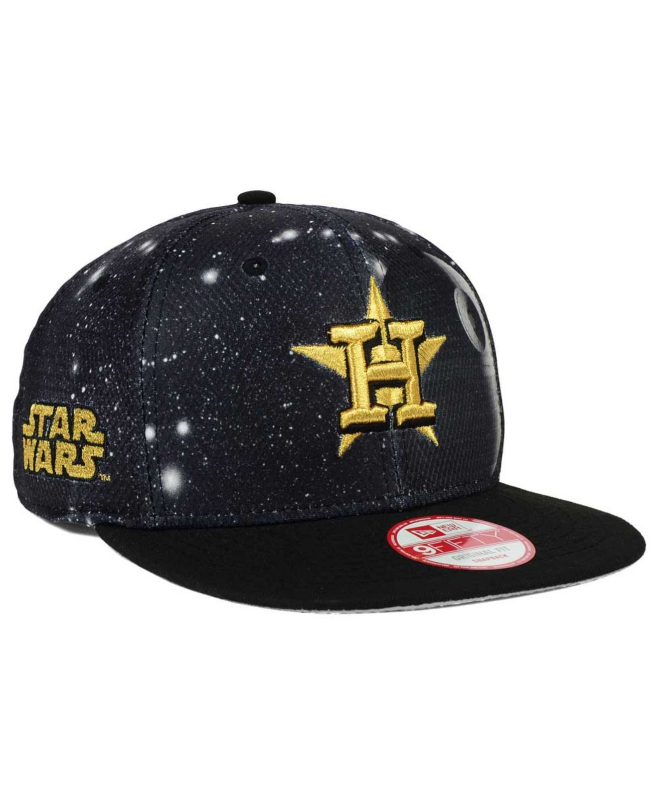 sale retailer 1ac91 7a6e6 ... discount code for lyst ktz houston astros sw x mlb 9fifty snapback cap  in black for