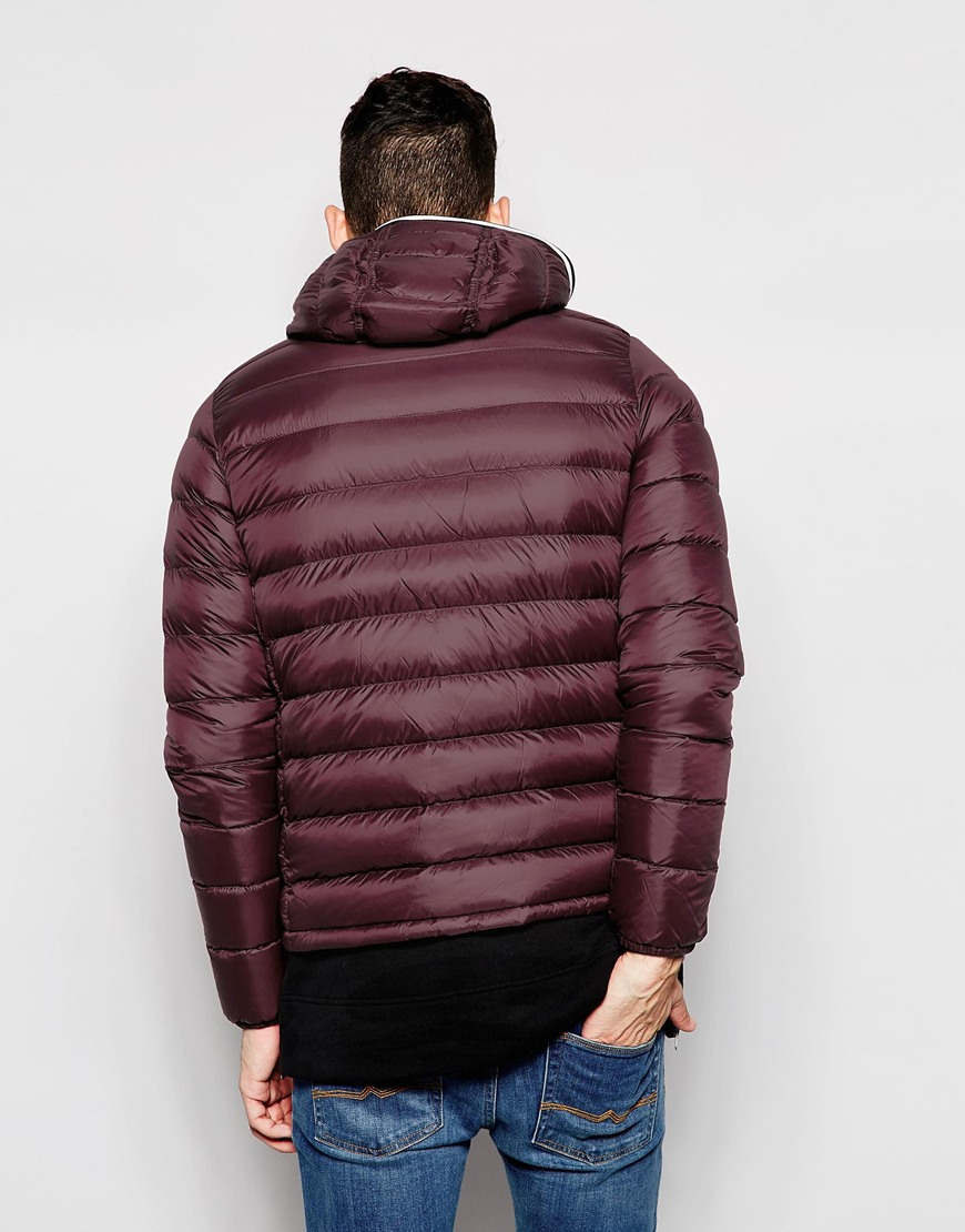 G-star raw Quilted Hooded Jacket Revend Down Filled Nylon Zipthru ... : mens quilted hooded jacket - Adamdwight.com