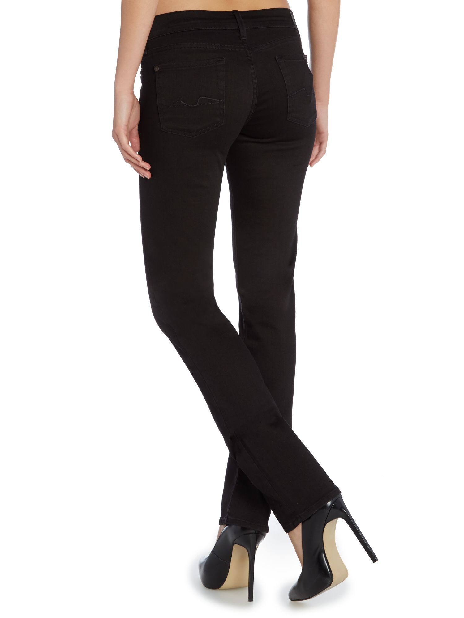 Awesome Puma Straightleg Active Pants In Black  Lyst