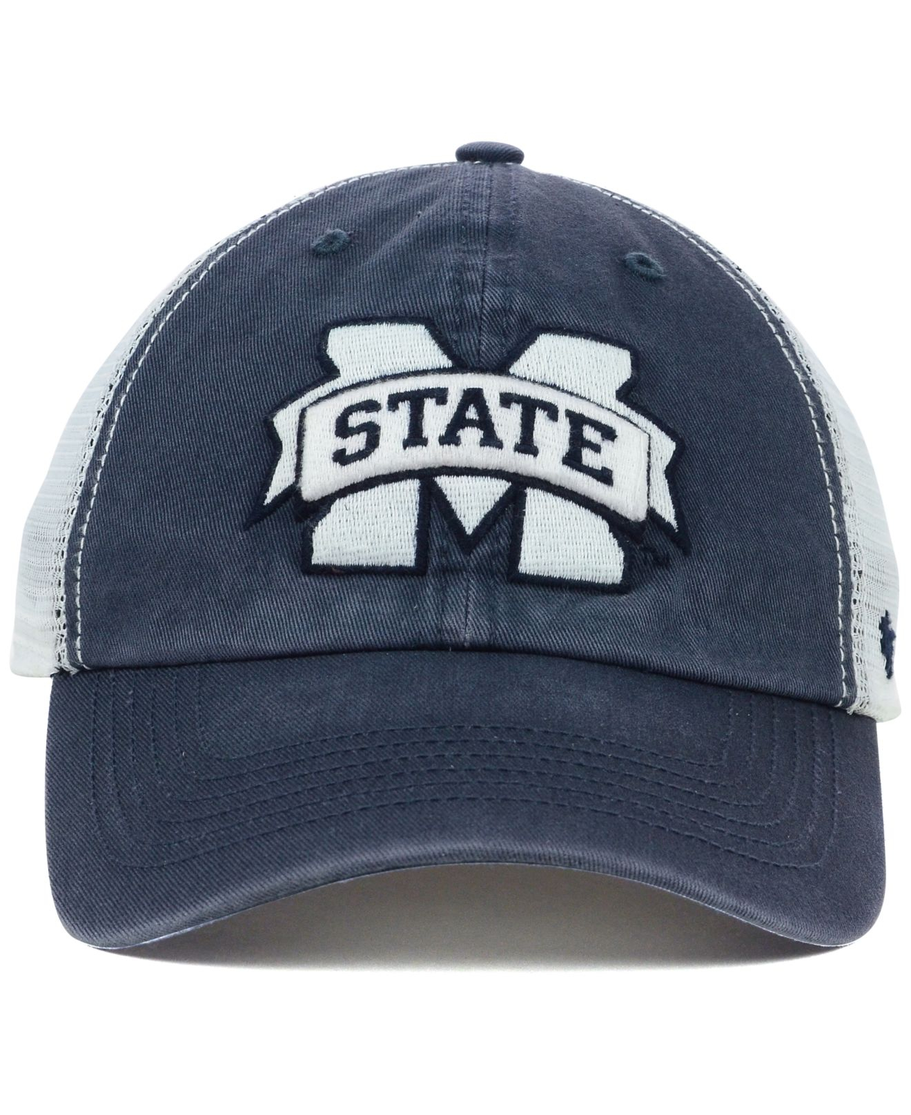 2779f7ef4b6 Lyst - 47 Brand Mississippi State Bulldogs Griffin Closer Cap in ...