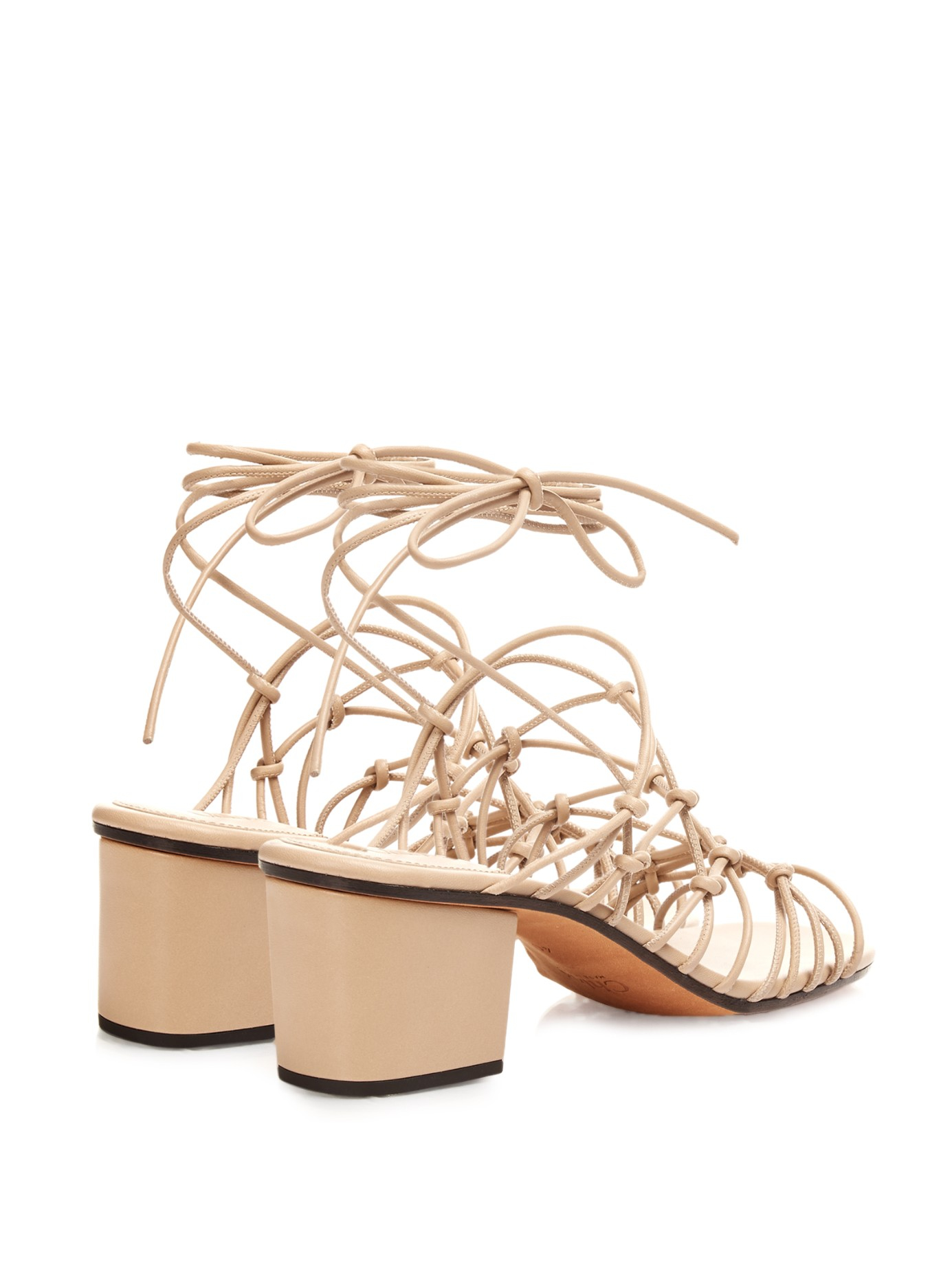 buy sale online Chloé Multistrap Ankle Strap Sandals affordable online buy cheap sneakernews ebay cheap online outlet factory outlet GWSIp8N
