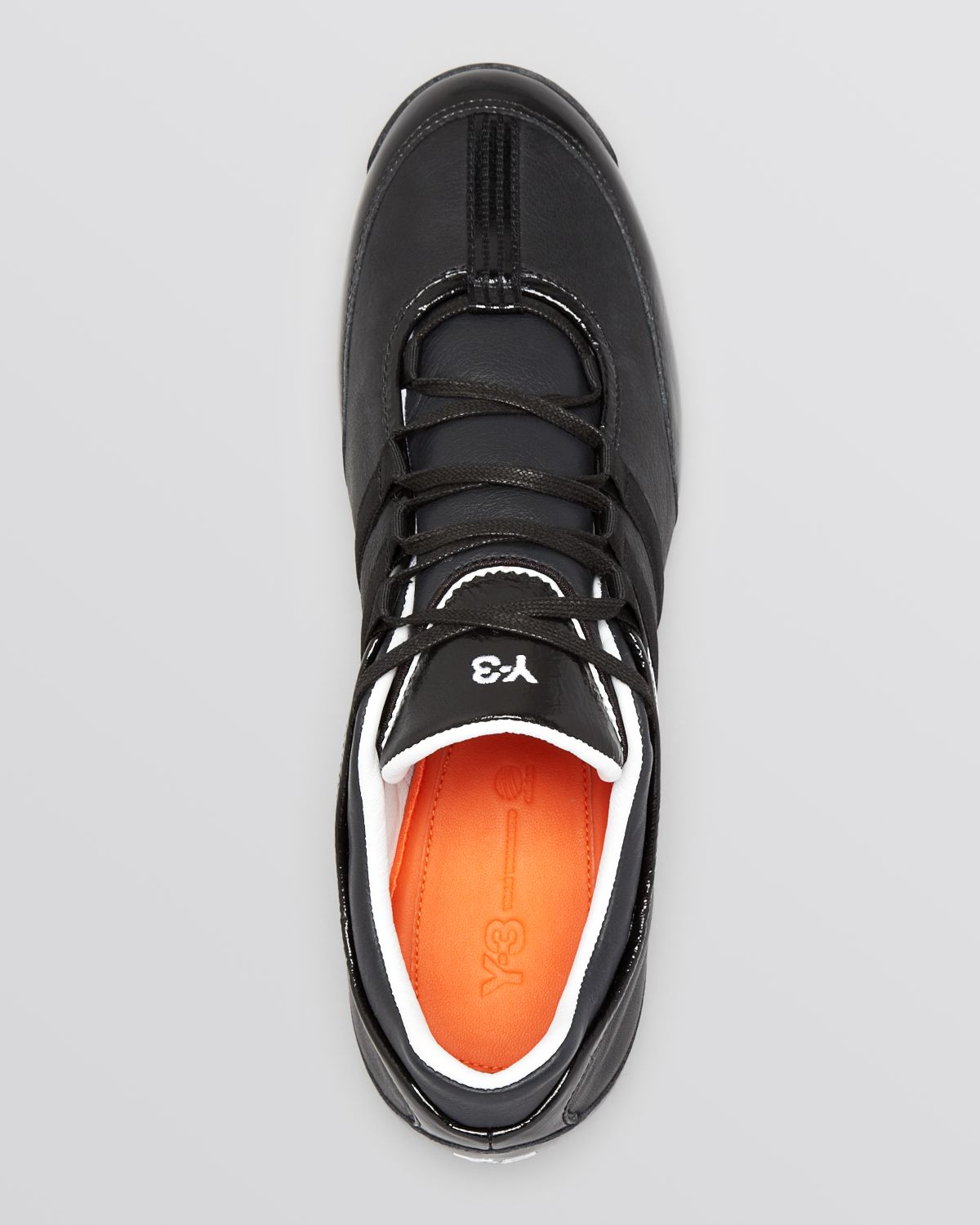 Ayero low top leather trainers Y-3 MATCHESFASHION AU