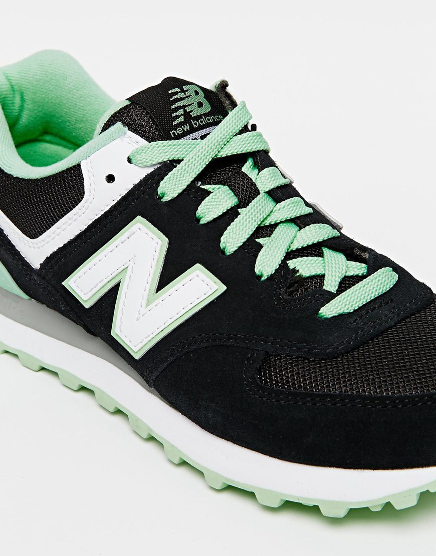 6fad4b66e0e39 france new balance shoes 574 womens green white wool suede wool 7bb8b  45c68; coupon code for gallery. womens new balance 574 2c884 69437