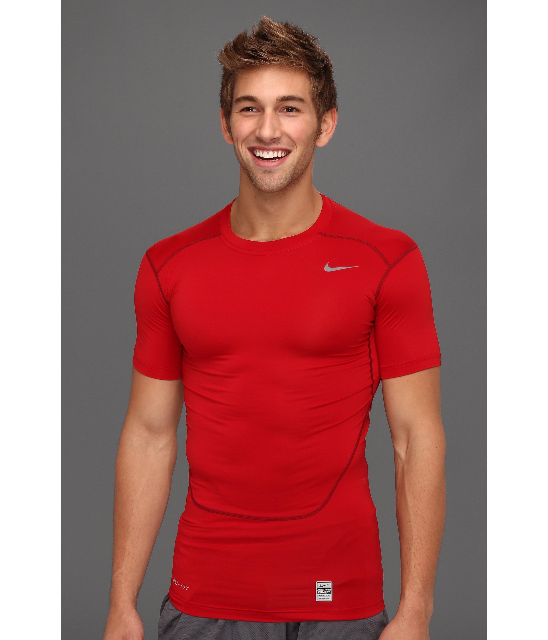 Desenmarañar Además Mimar  nike pro combat compression t shirt where to buy f2ab2 7de69