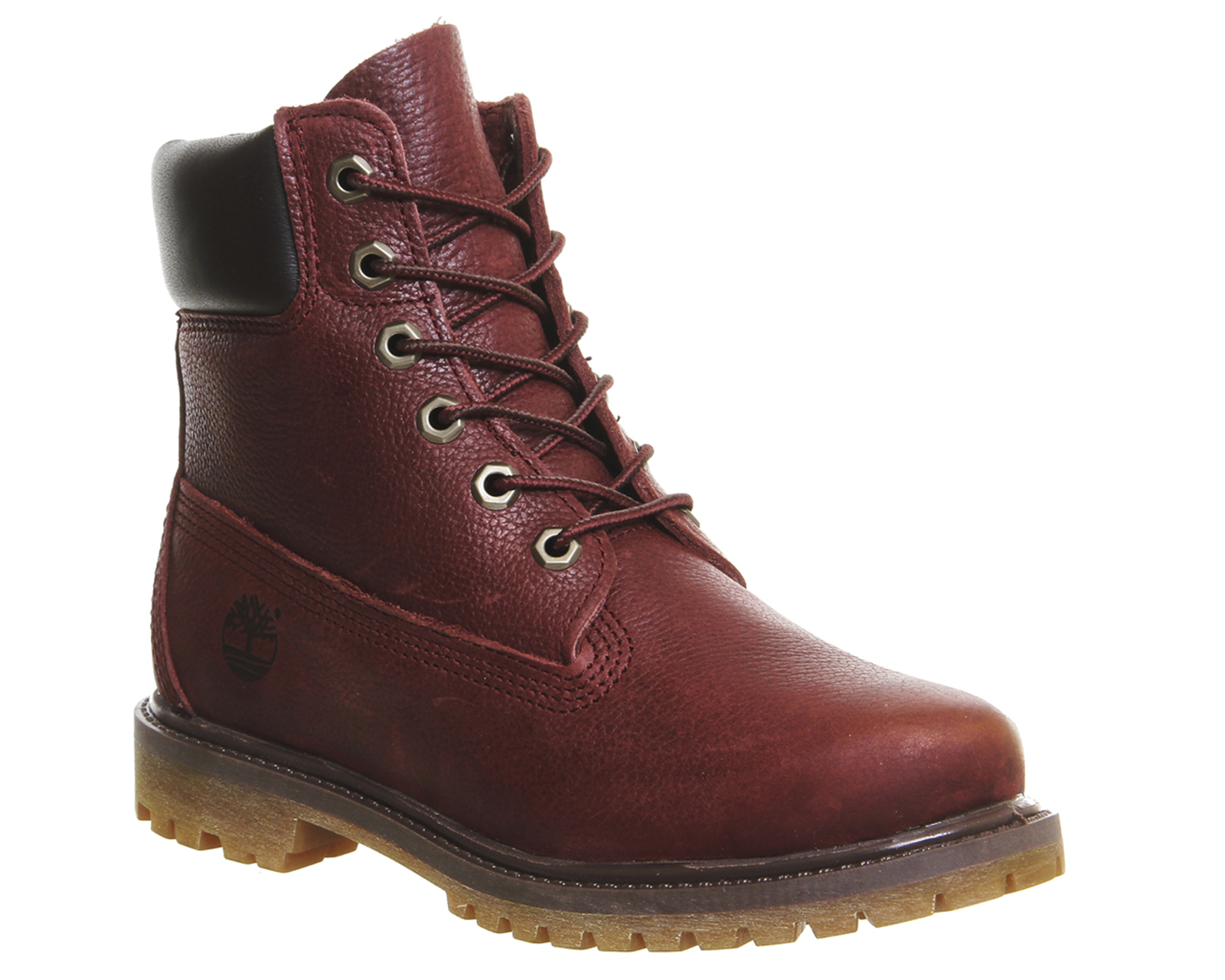Lastest Timberland Combat Boots In Purple  Lyst