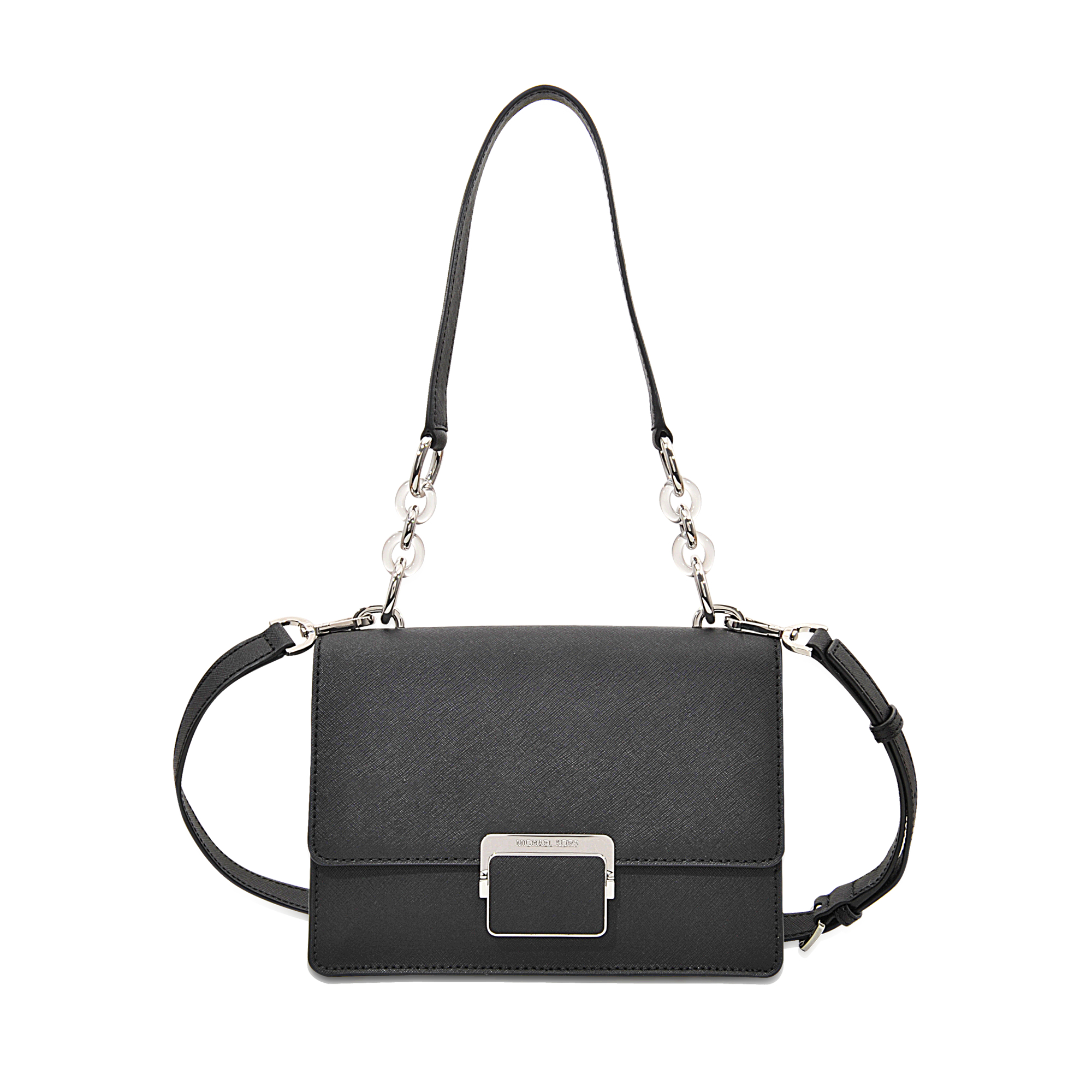 Michael Kors Cindy Laukku : Michael kors cynthia small shoulder bag in black