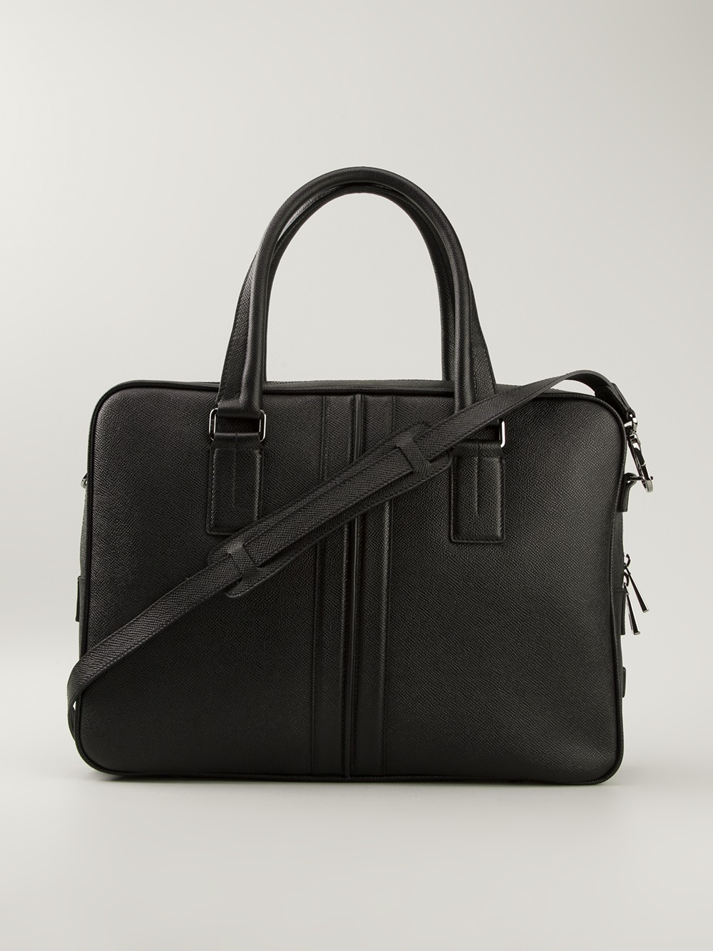 Lyst tod39s medium document holder bag in black for men for Document holder bag