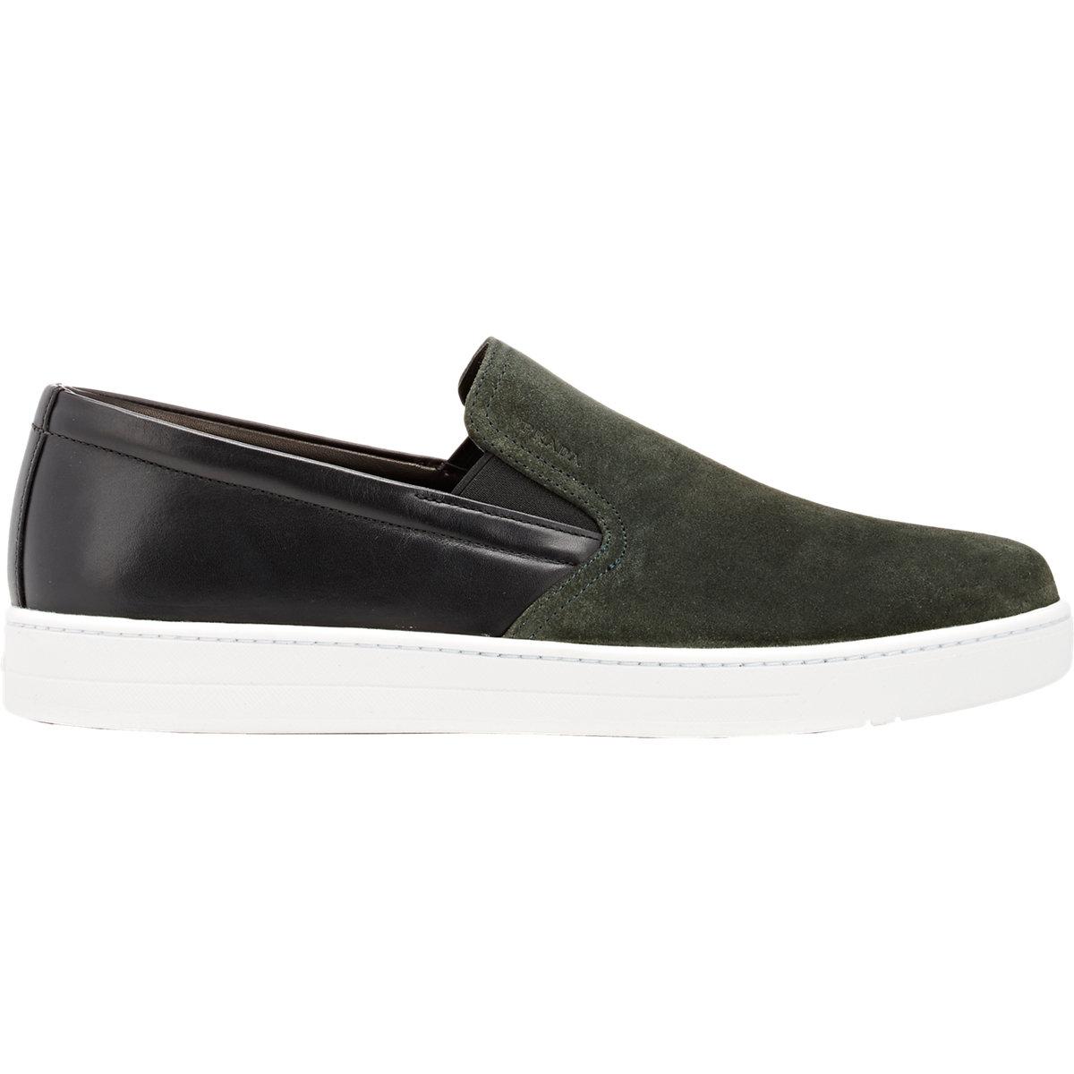 3b5ac5ff7947 green prada loafers - Ecosia