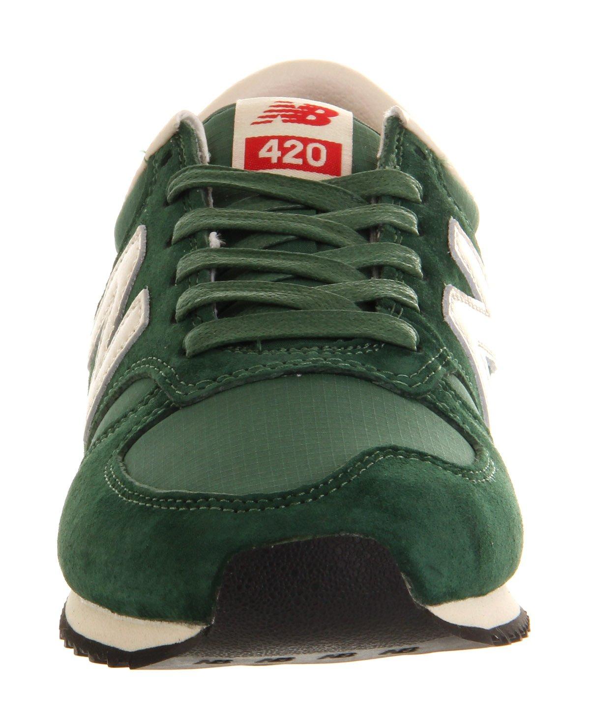 new balance dames green
