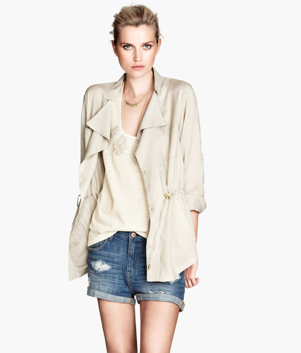 H and m jackets women