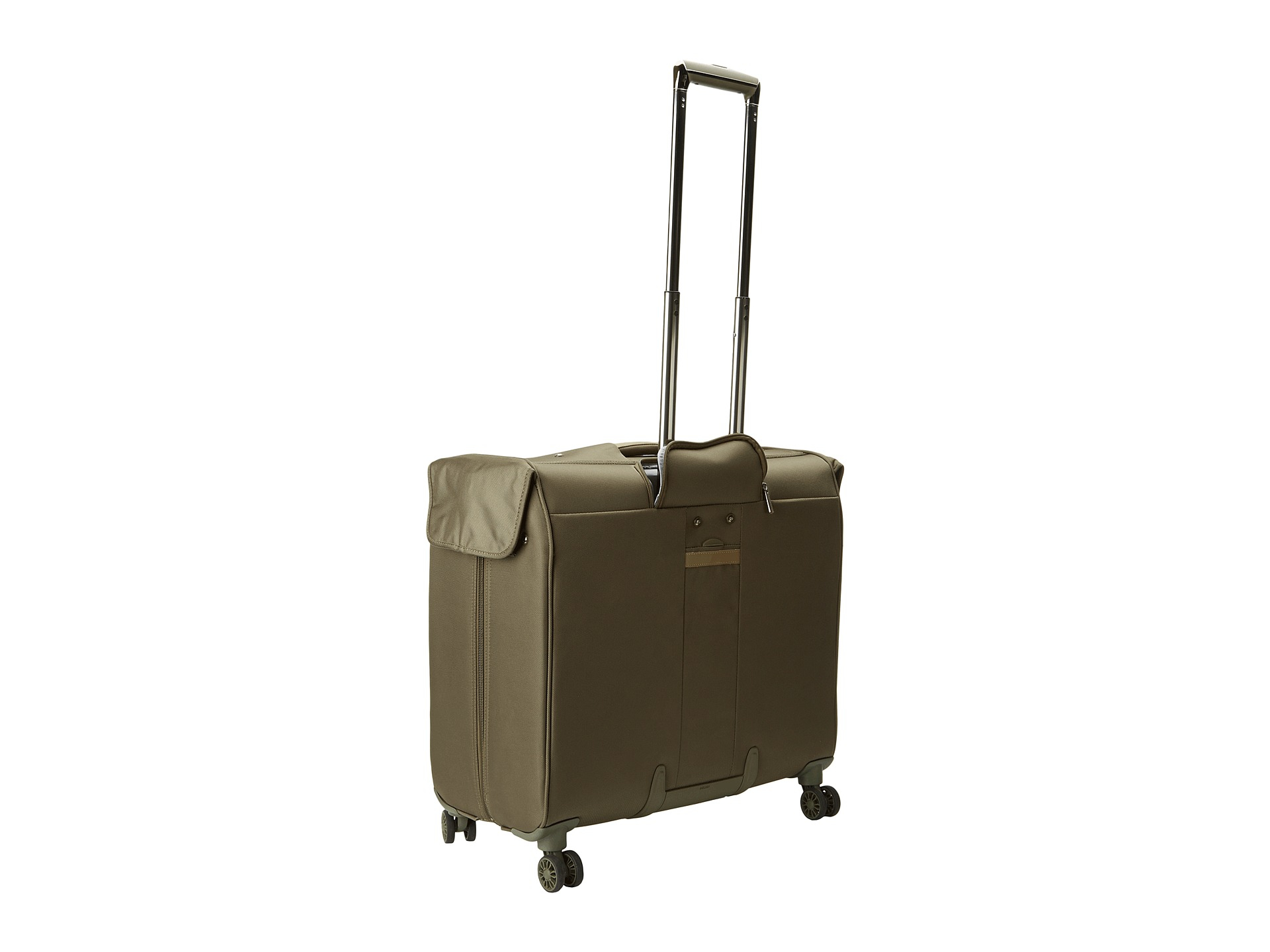 delsey helium x 39 pert lite 2 0 spinner trolley garment bag in green for men lyst. Black Bedroom Furniture Sets. Home Design Ideas