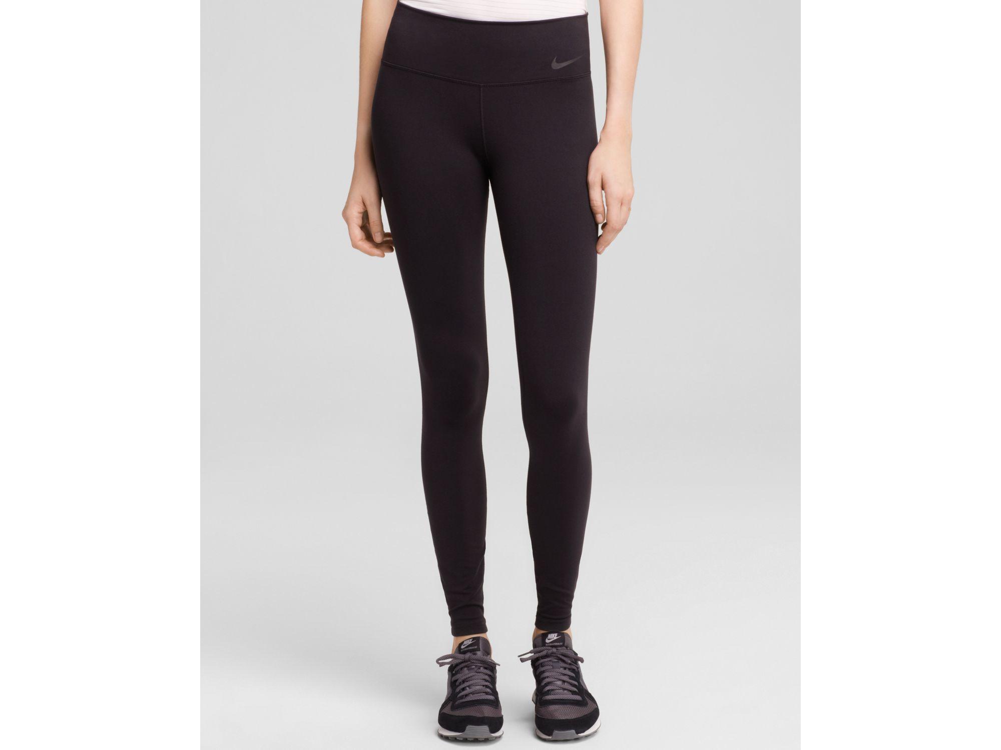 7187fa91d7f18 Lyst - Nike Leggings - Legendary Long in Black