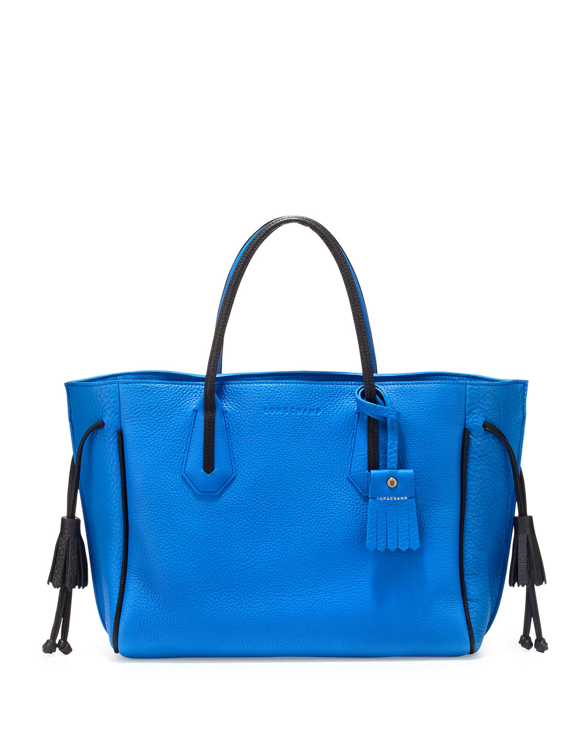 Lyst Longchamp Penelope Fantasie Tote Bag In Blue