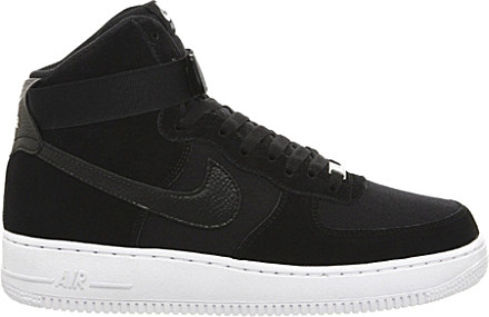 Air Force 1 High Tops Black