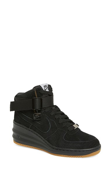 452ec88c294448 Lyst Hi   lunar Nike Wedge Black Sky Force In Sneaker gwF7xTgqOv