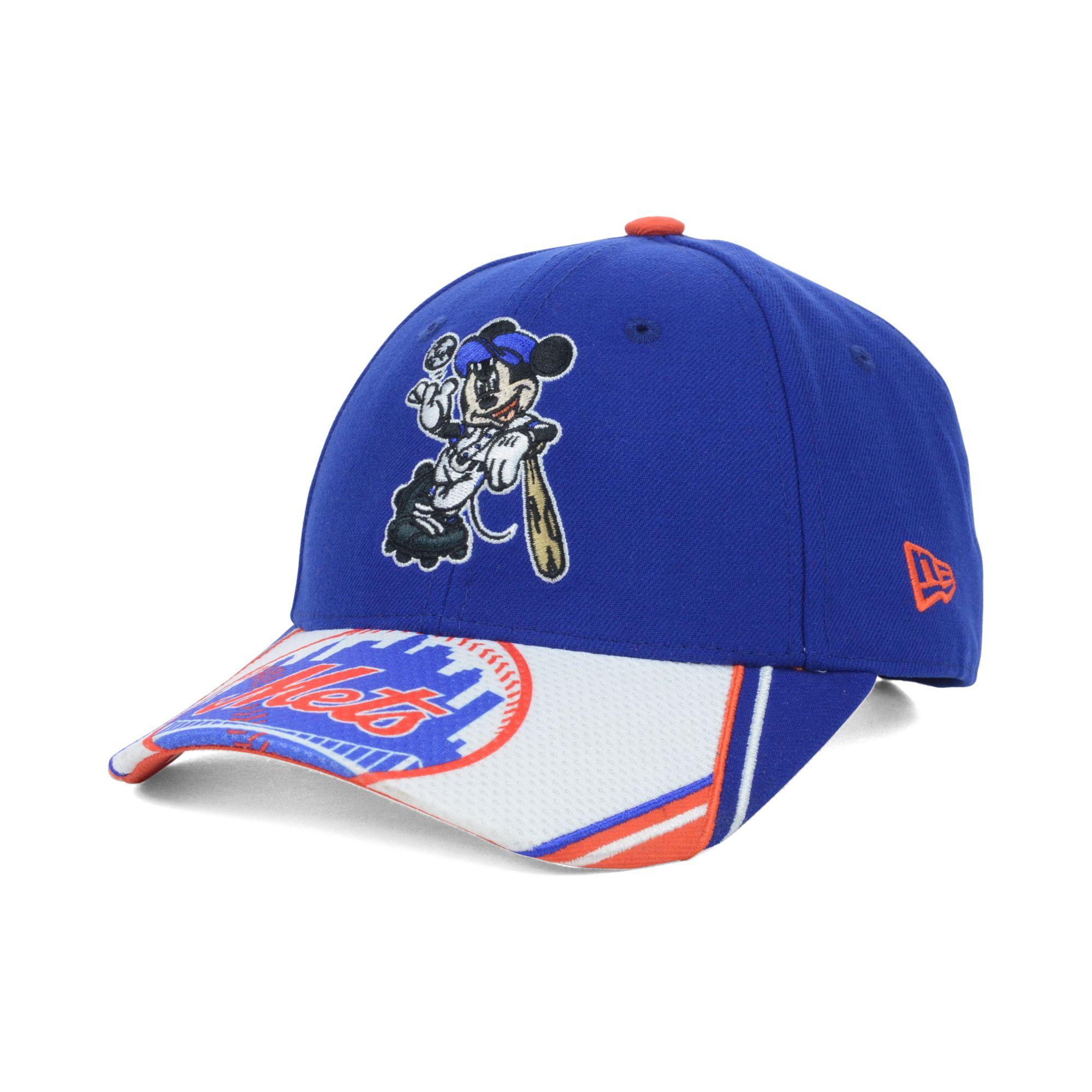 New Era Kids New York Mets Disney Dub Adjustable Cap in ...