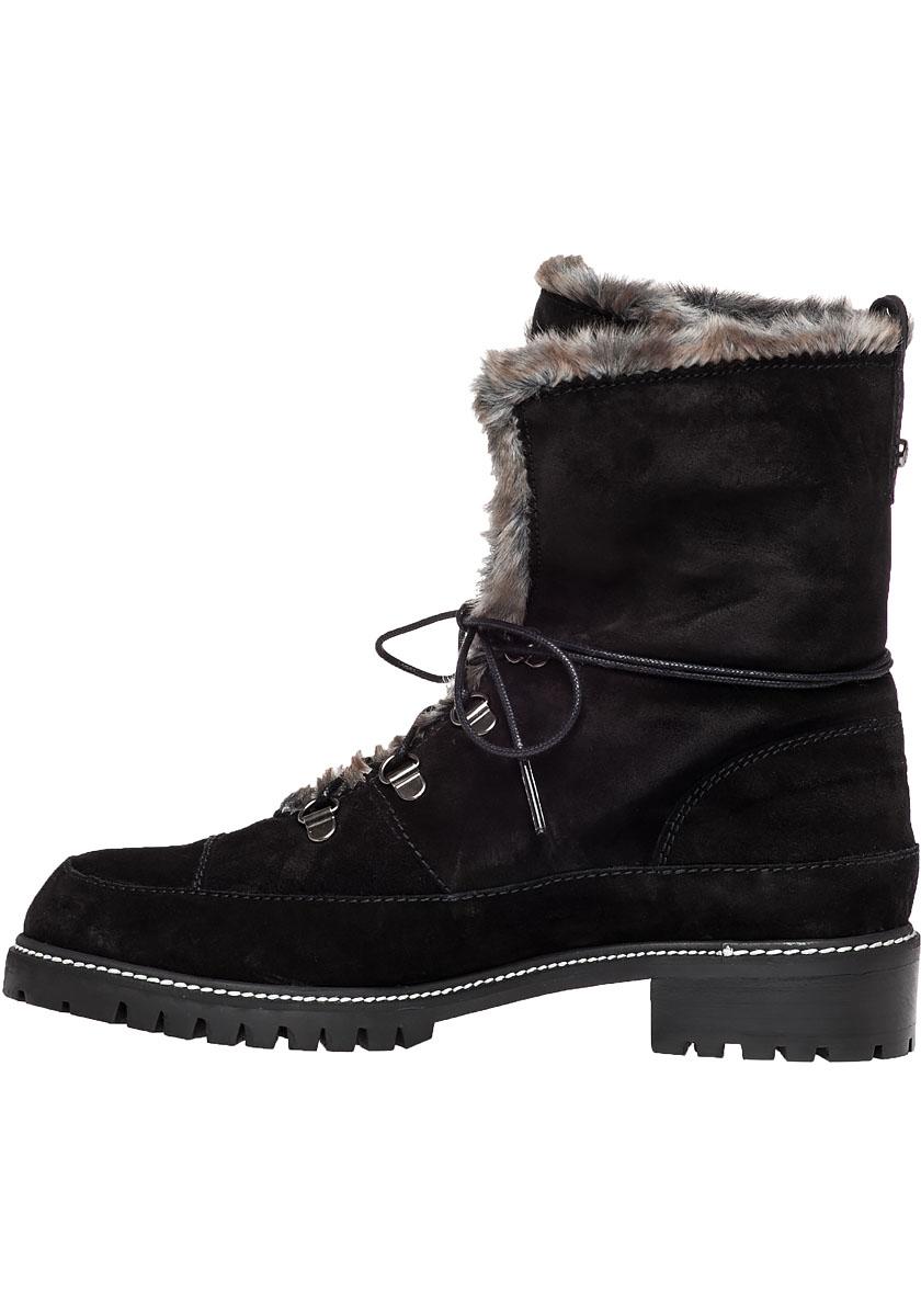 black suede boot   Nordstrom