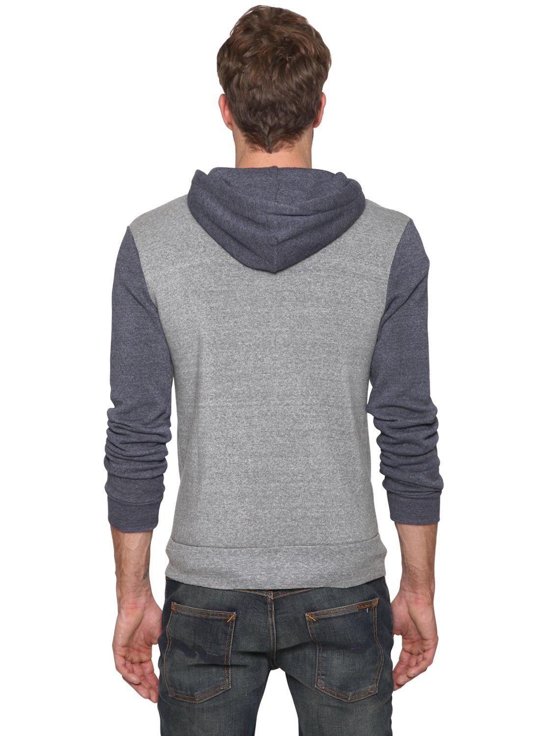 Techno hoodie