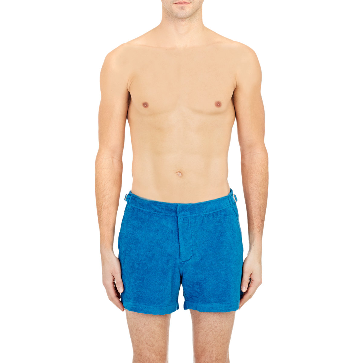 01d33cc3fb Orlebar Brown Terry Setter Shorts in Blue for Men - Lyst