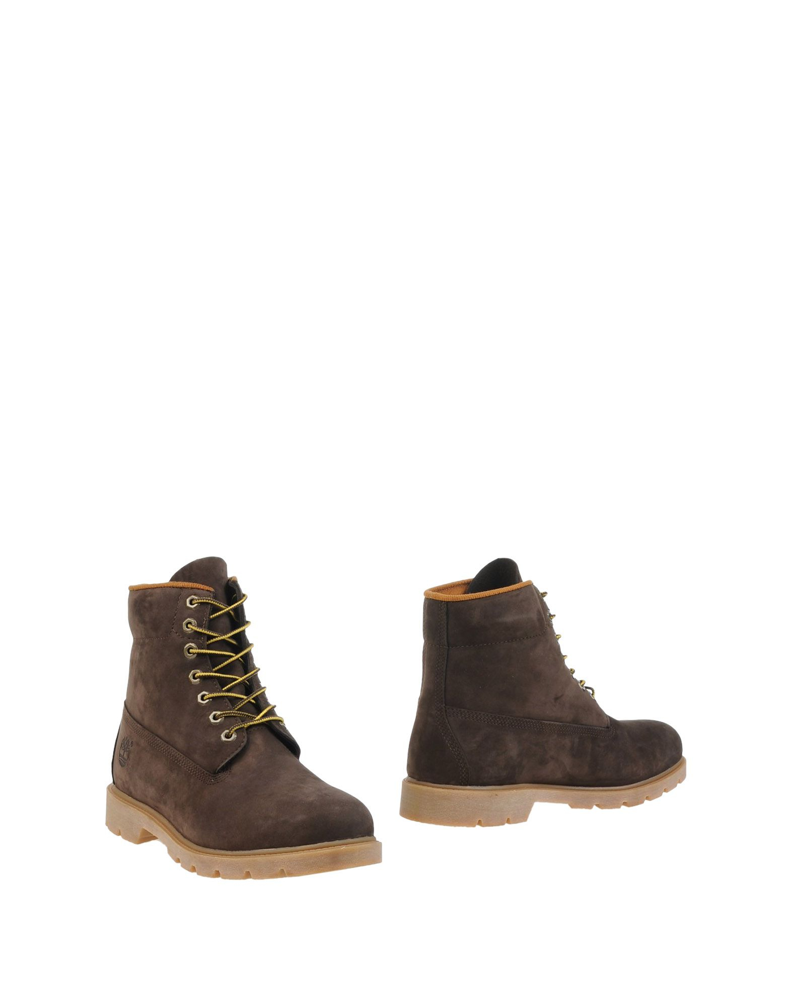 timberland ankle boots in brown for brown lyst
