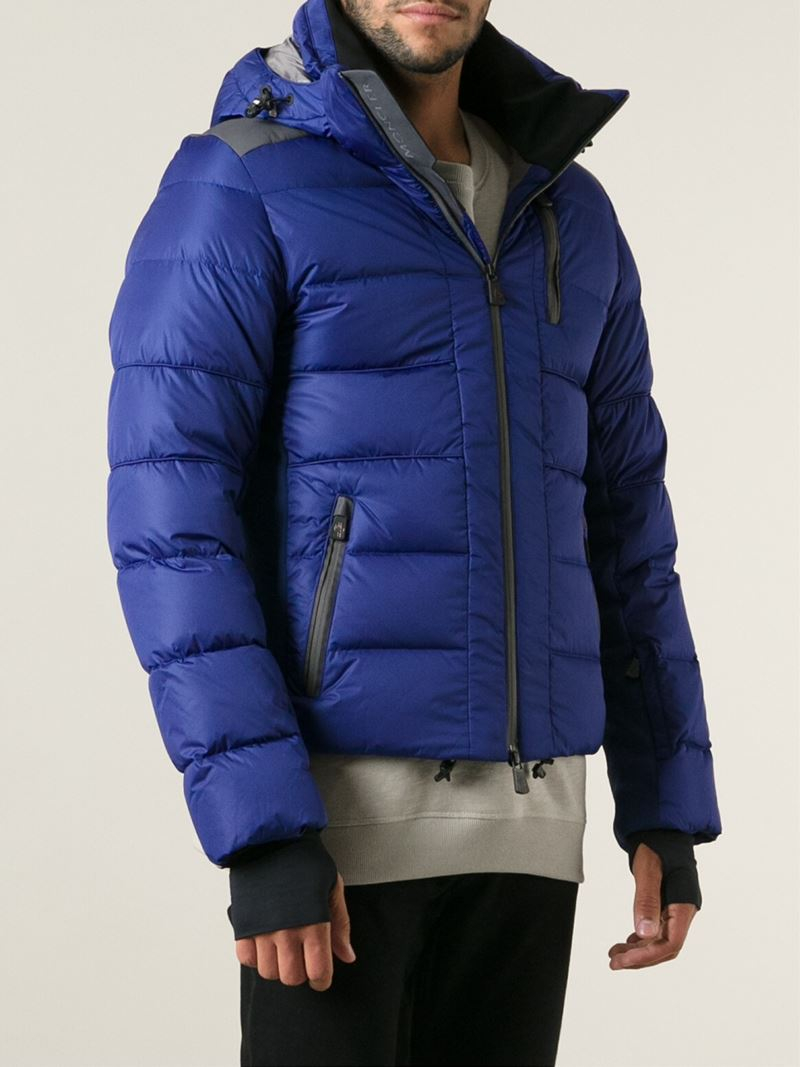 moncler grenoble blue