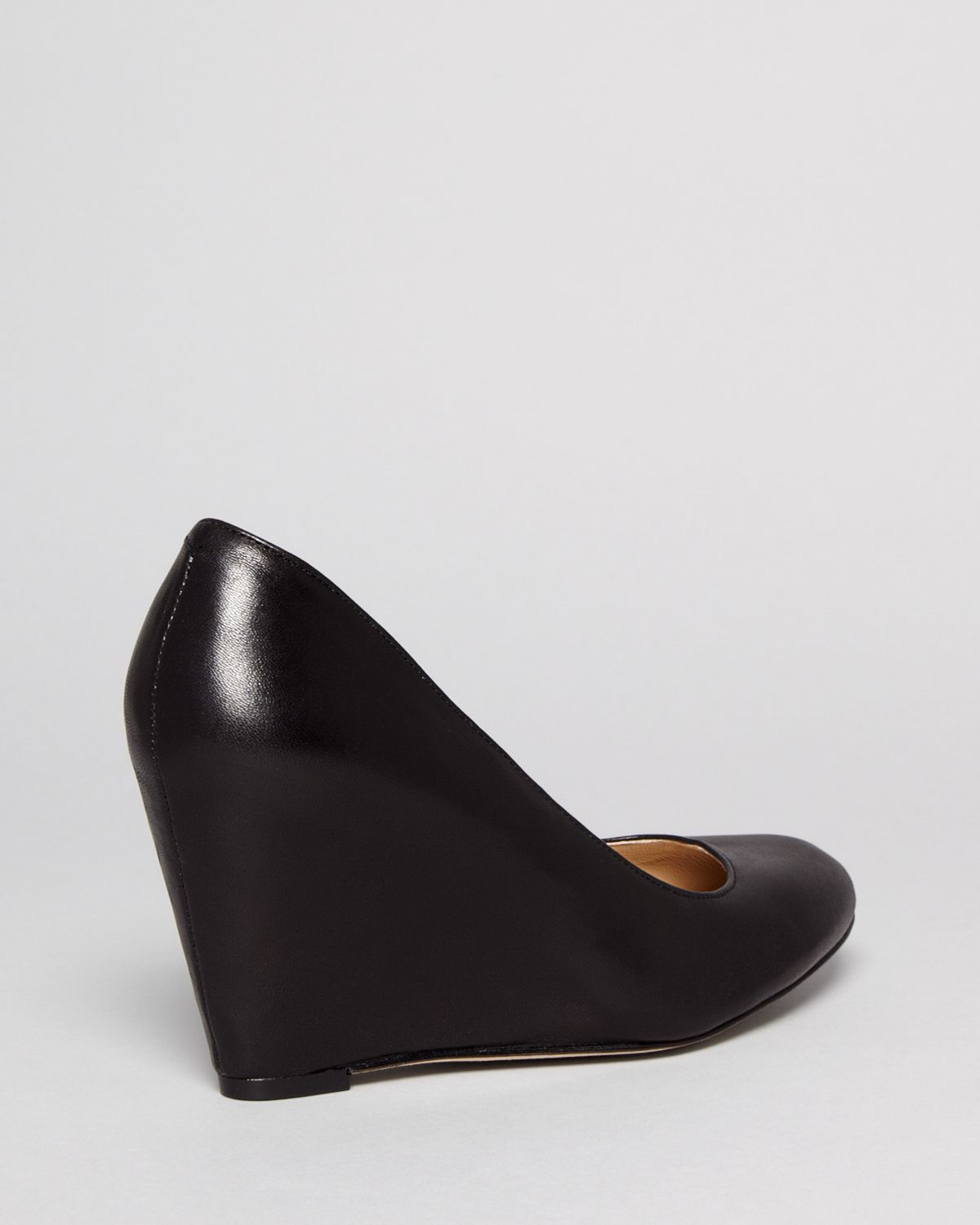 Via Spiga Pointed Toe Wedge Pumps Darby High Heel In