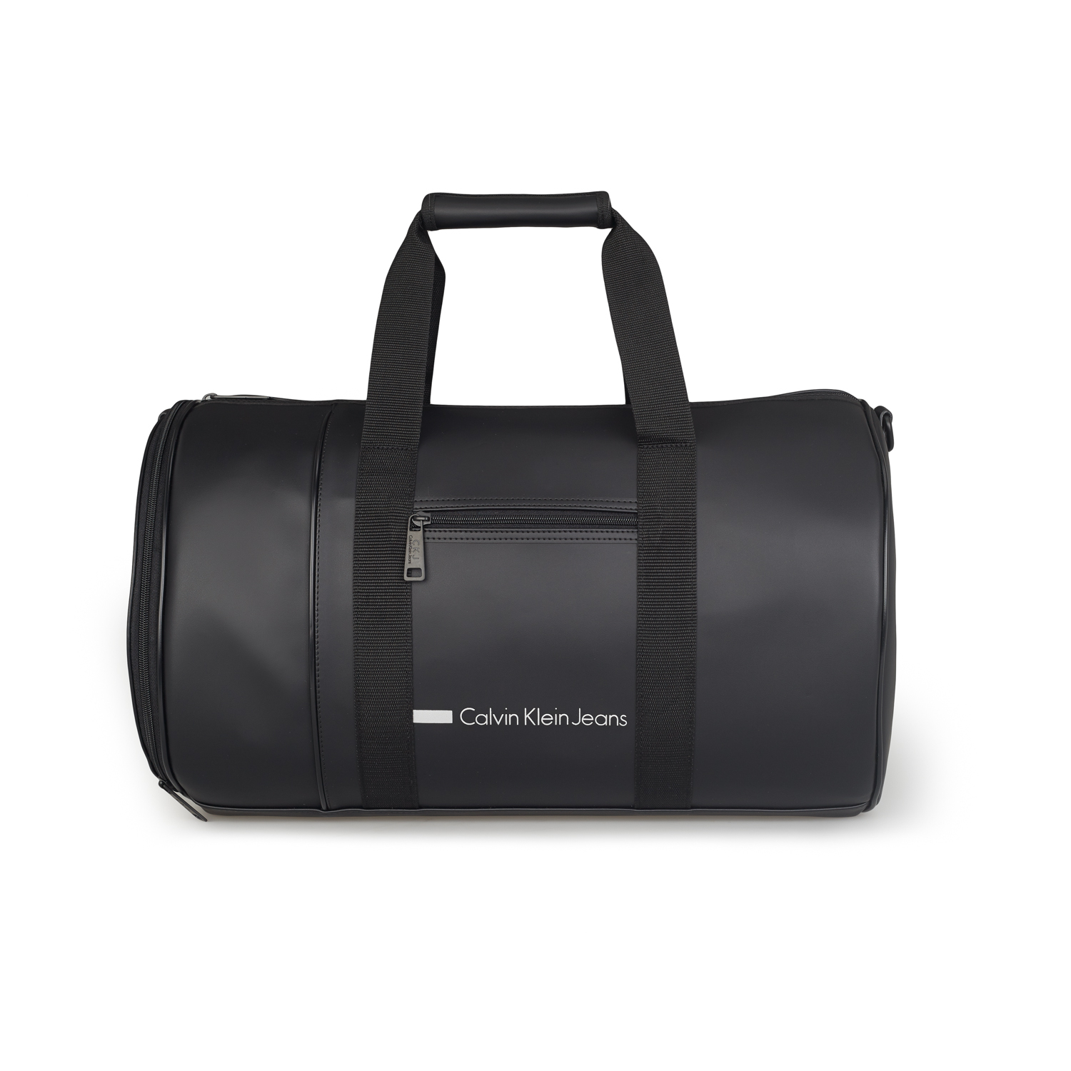 e447094bd5 Calvin Klein Voyager Duffle Bag Black in Black for Men - Lyst
