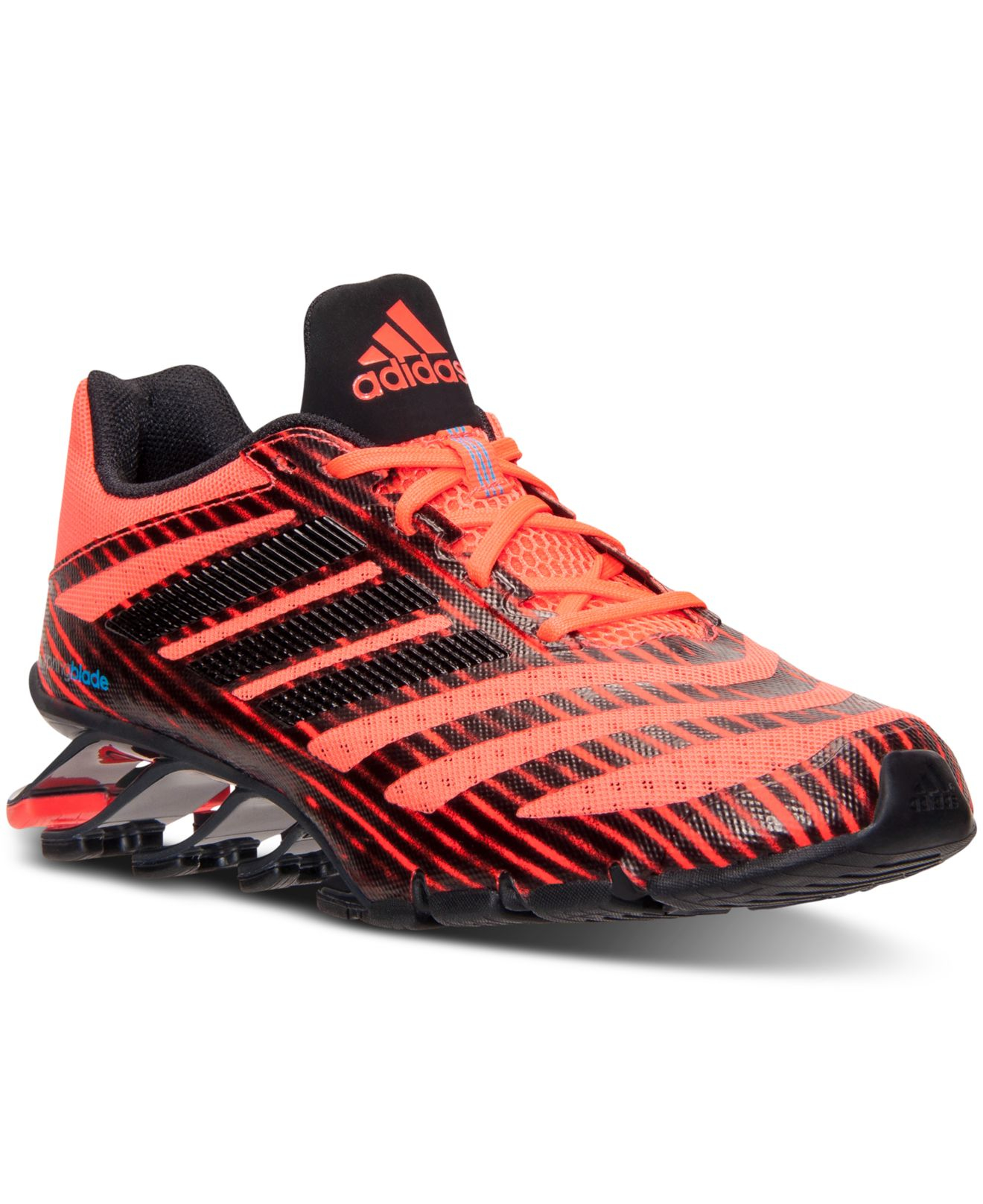 finest selection b5677 9a382 ... Lyst - Adidas Men s Springblade Ignite Running Sneakers From Finish .