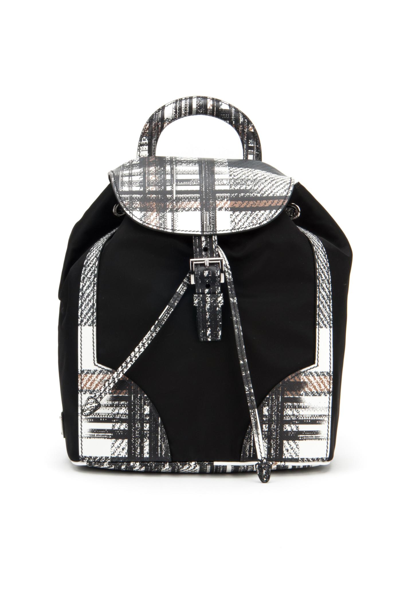 prada brand bags - prada backpack chalk white
