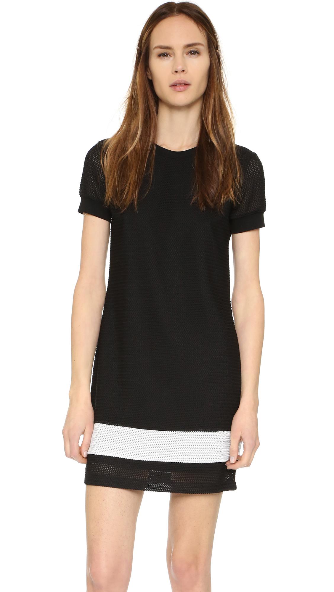 Lyst - Rag U0026 Bone Valerie Dress In Black