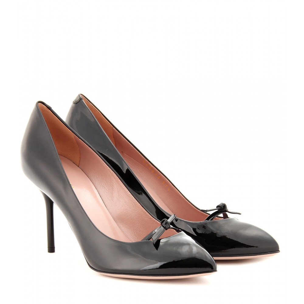 Gina Shoes Leather Bags