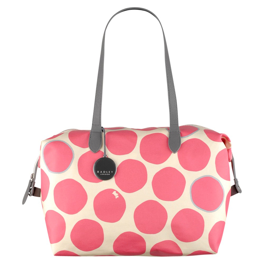 Radley Spot On Medium Tote Bag in Pink | Lyst