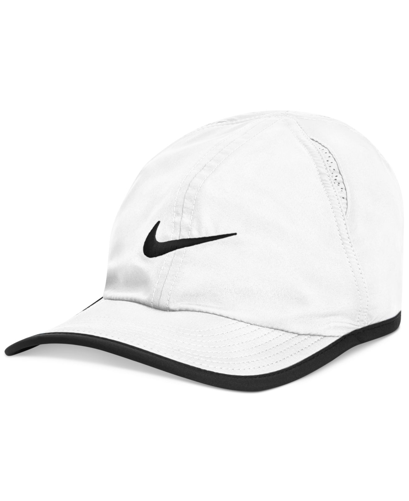 Lyst - Nike Dri-Fit Featherlight Performance Hat 2.0 in White for Men 5c07c14e4bc