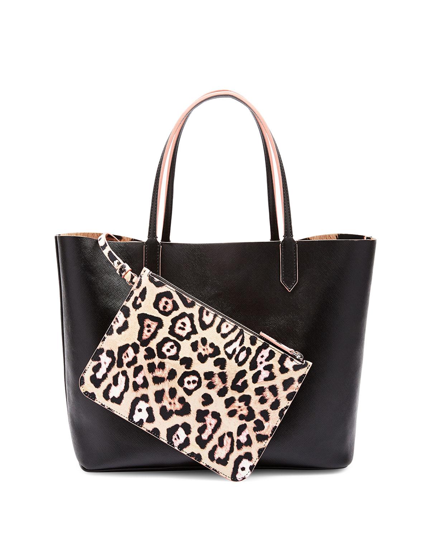 Lyst - Givenchy Antigona Large Leopard-interior Shopper Bag 1ff9263ea3a24