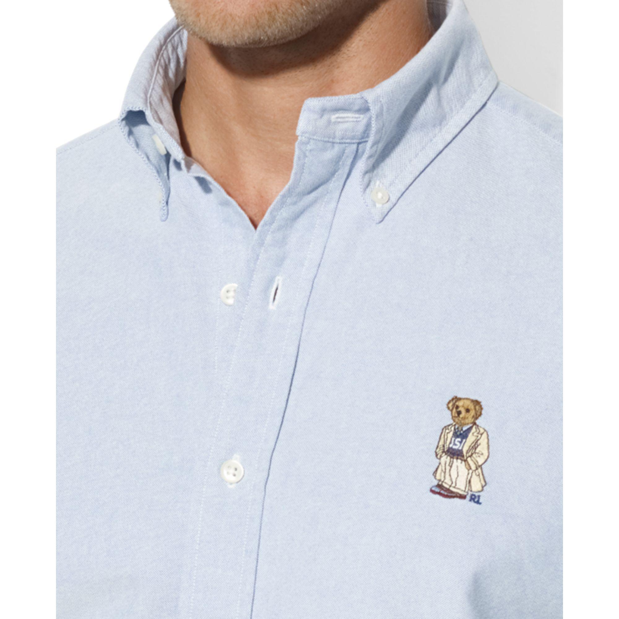 b75d1f7772 Long Sleeve Sport Shirt Polo Ralph Lauren - raveitsafe