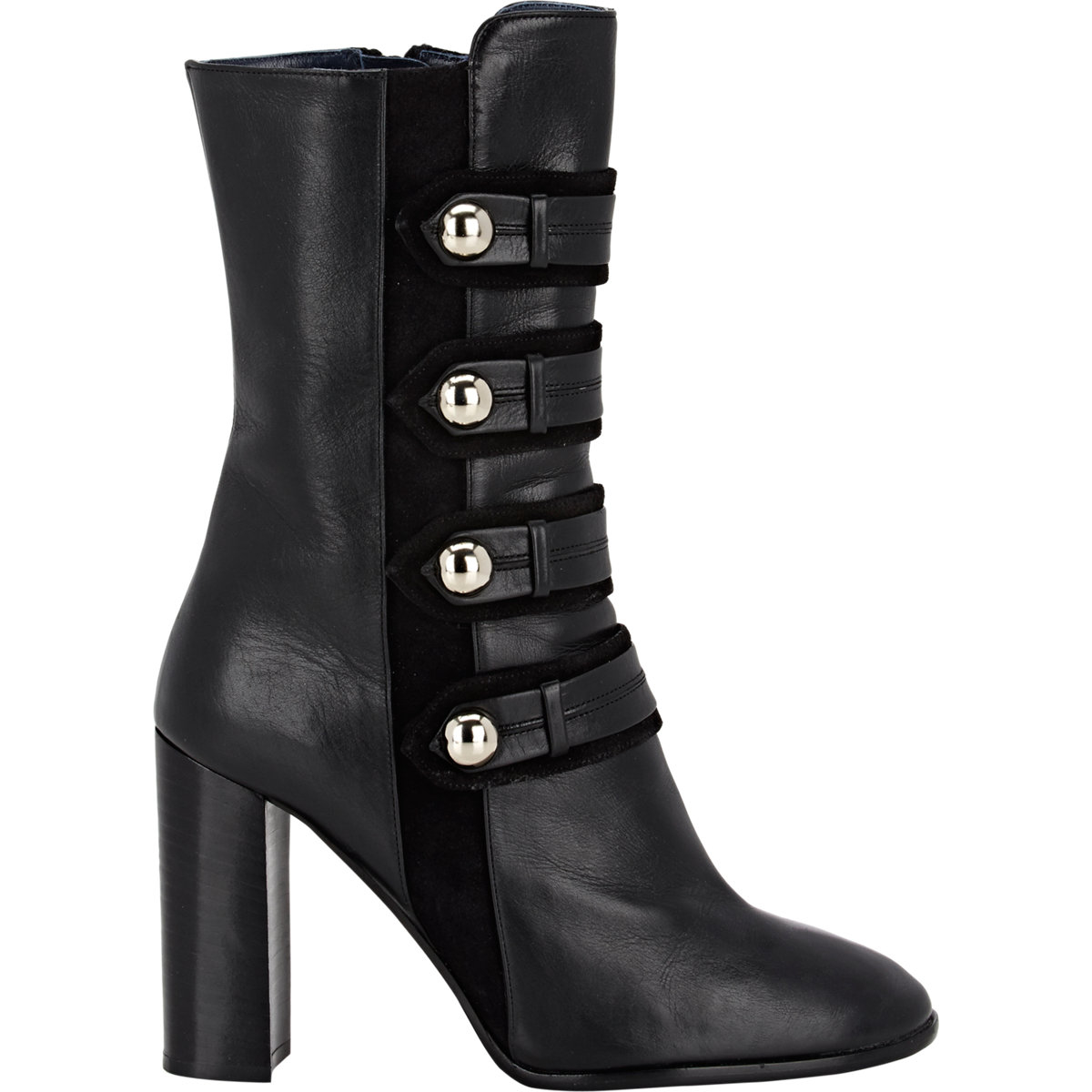 isabel marant women 39 s arnie boots in black lyst. Black Bedroom Furniture Sets. Home Design Ideas